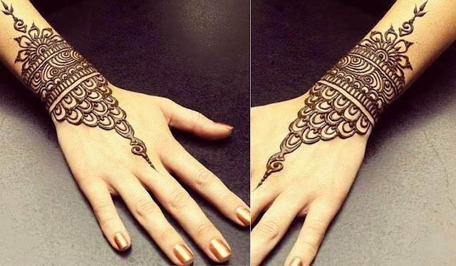 Best Beauty Tips Urdu Simple Mehndi Designs