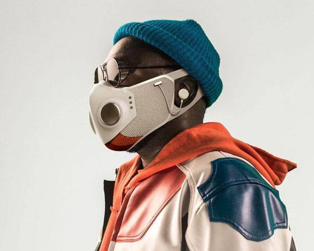 Smart facemask