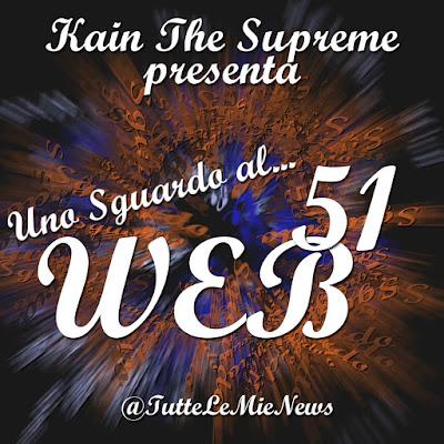 Uno sguardo al #web N° 51