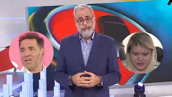 """Jorge Rial se enojó y """"disparó"""" contra el programa de Mariano Iúdica por Morena"""