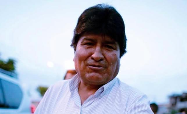 """Murillo: """"Evo Morales no va a volver a Bolivia ni aunque ganara el MAS porque tiene miedo a la gente"""""""
