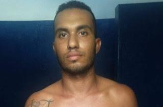 PM prende estuprador foragido da Justiça em Coração de Mari