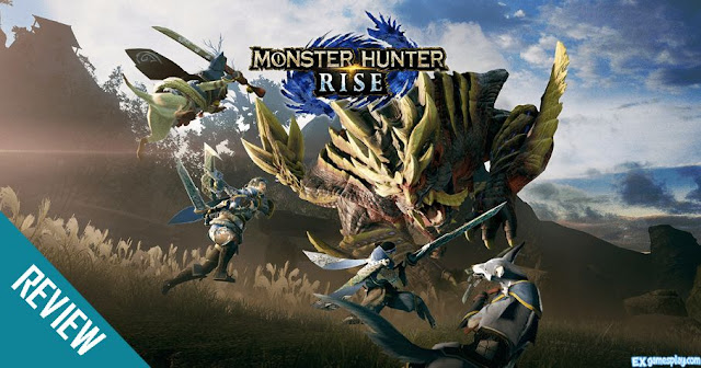 Monster Hunter Rise Review - Not Just Hunting Monster