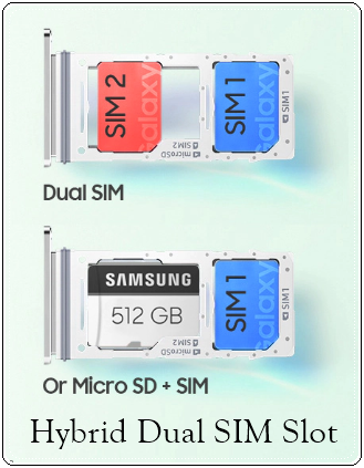 hybrid-dual-sim-slot-in-a-smartphone