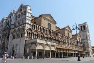 Ferrara, Duomo.