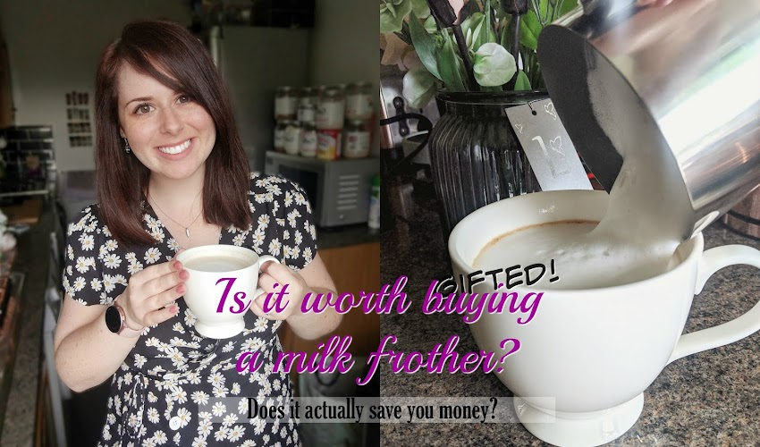 GIFTED - Is it worth buying a Milk Frother?