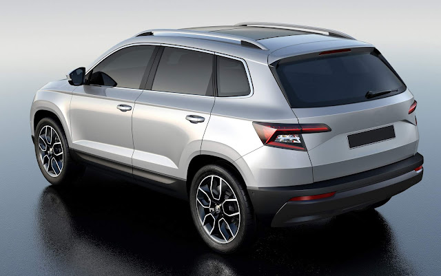Volkswagen Tharu - concorrente do Jeep Compass