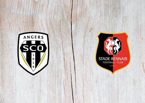 Angers SCO vs Rennes -Highlights 28 January 2020