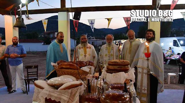Η γιορτή της Μεταμορφώσεως του Σωτήρος στα Λευκάκια Ναυπλίου (βίντεο)