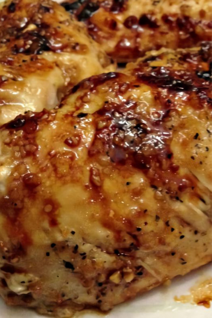 BAKED CHICKEN TO DIE FOR