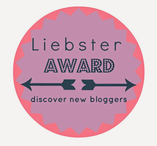 Liebster Award.. The come back :)