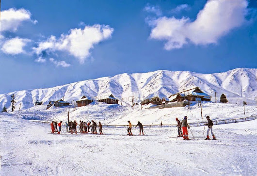 Gulmarg, the Paradise of Snow