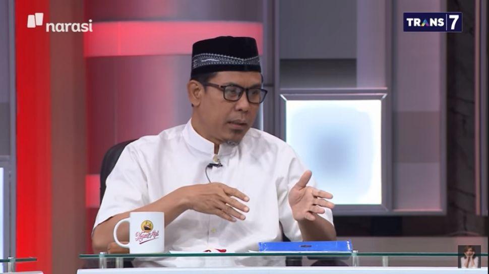 Munarman Setuju Pelaku Penyerangan Disebut Teroris: Karena itu Bukan Islam!