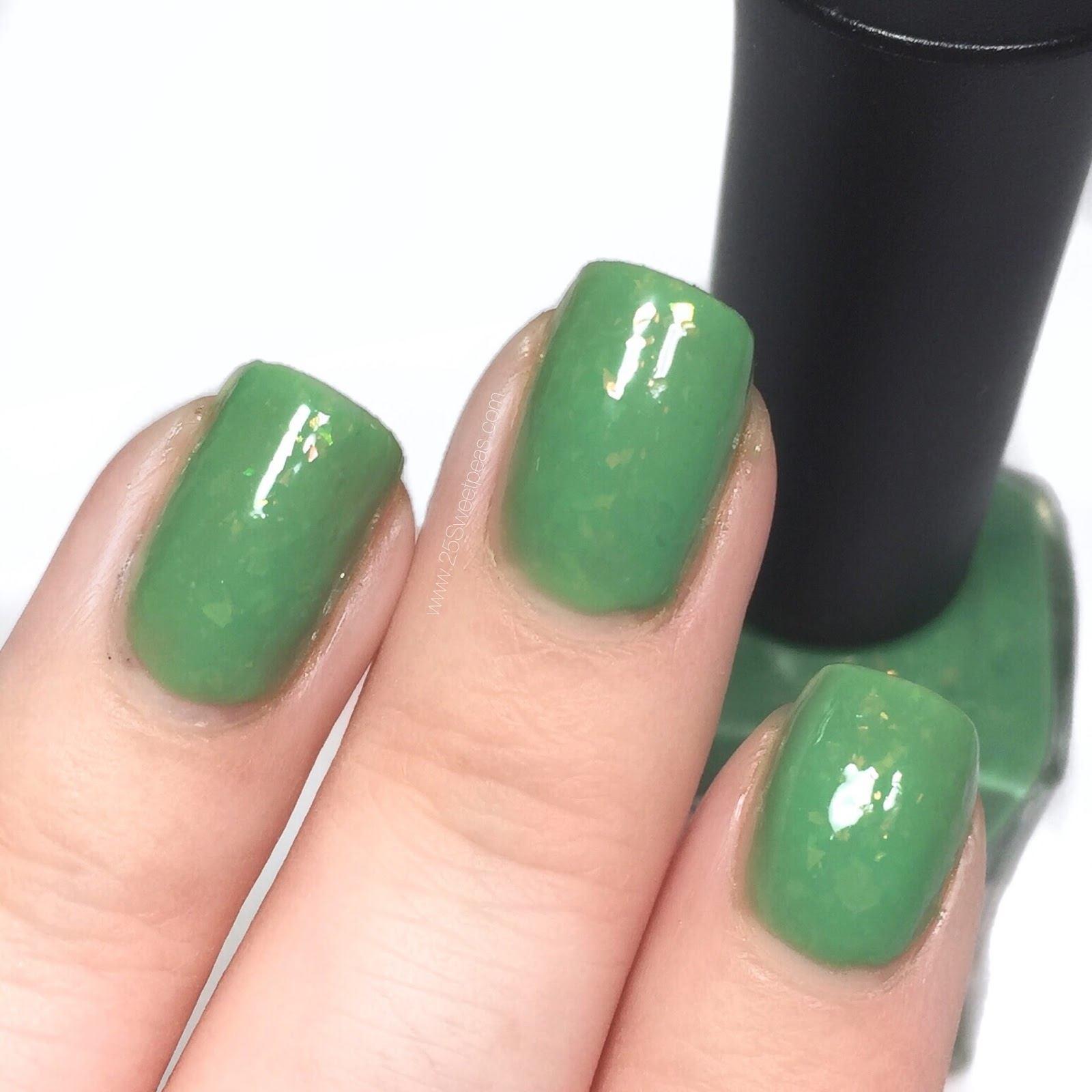 Lemming Lacquer Disjointed
