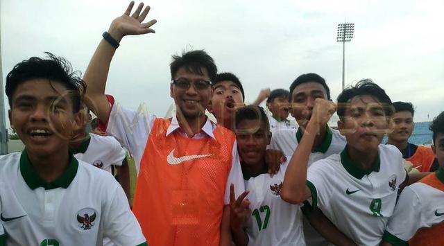 Timnas Indonesia U-16 Jadi Juara Turnamen di Vietnam