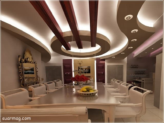 اسقف جبس بورد للصالات 6 | Gypsum Ceiling For Halls 6