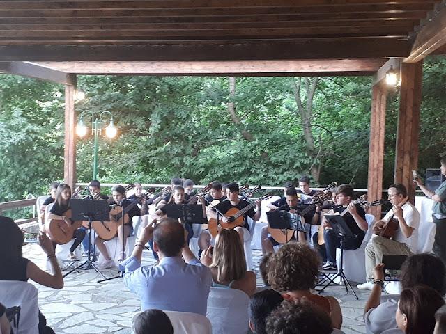 Κιθαριστική Ορχήστρα της Στερεάς Ελλάδας
