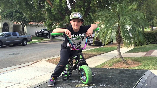 Mini BMX for Kids