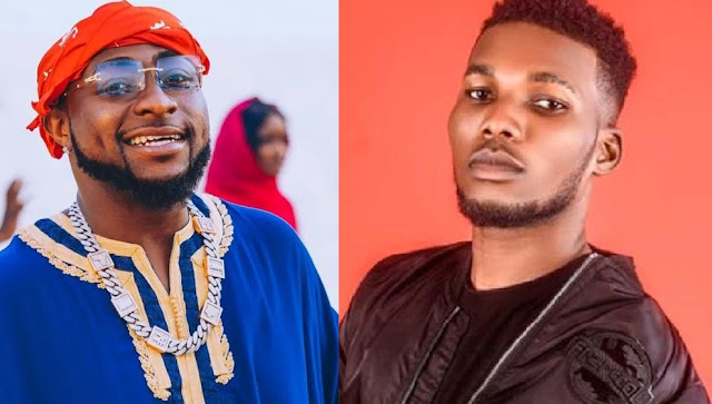 Davido Accused Of Stealing Hit Song 'Jowo' From Victor AD