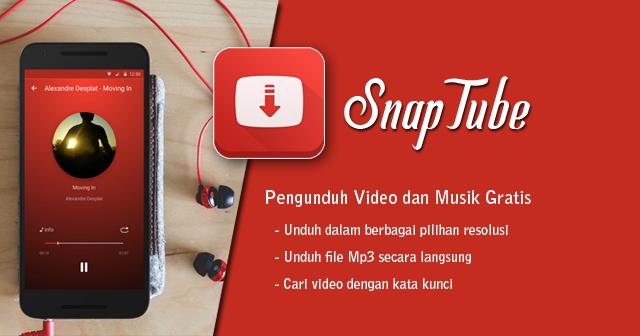 SnapTube – YouTube Downloader HD Video v4.40.1.2 Apk (AdsFree Cracked)