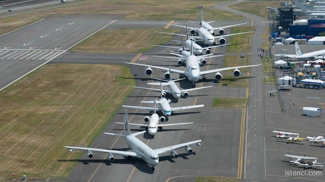 Boeing Ailesi veya Boeing sürüsü! | Uçakların İsimleri Nasıl Belirleniyor?