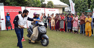 Honda's National Road Safety Awareness Program comes to Jaipur