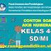 Download Contoh Soal AKM Numerasi Kelas 4-5 SD/MI