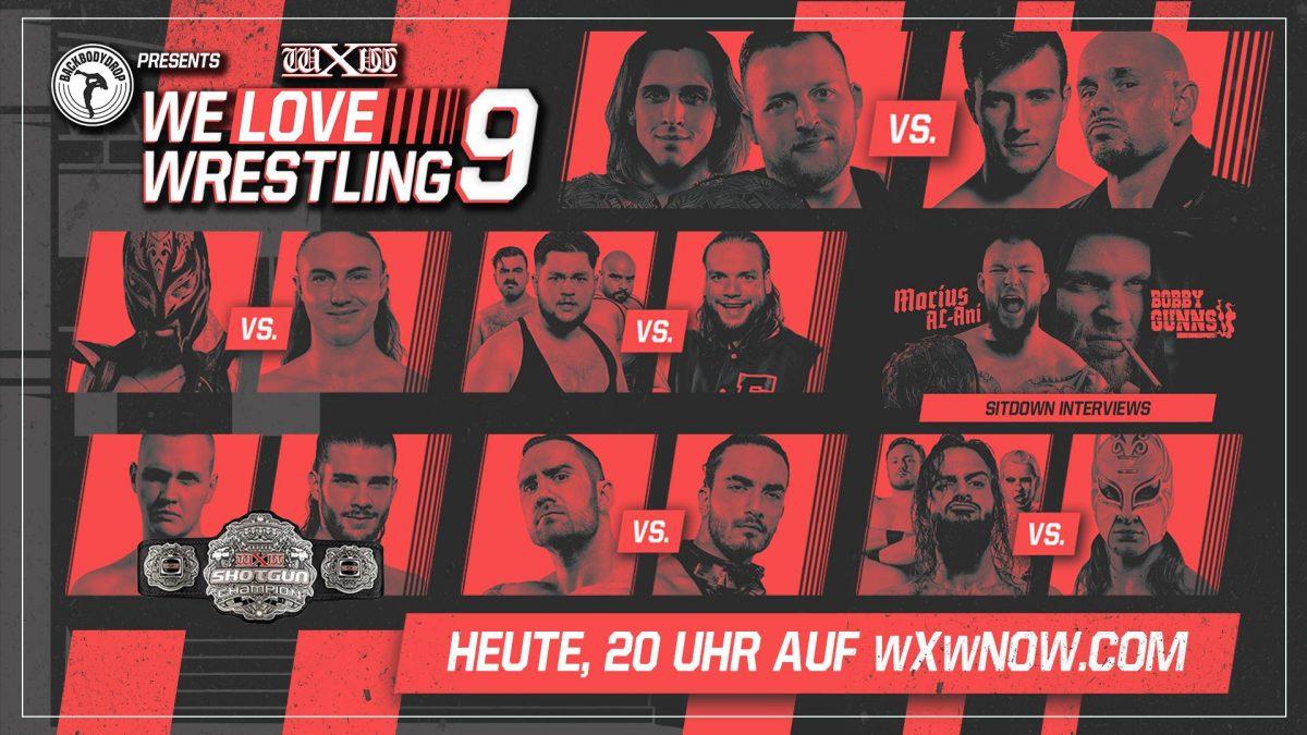 Cobertura: wXw We Love Wrestling (23/04/2021) – Academia de titãs!