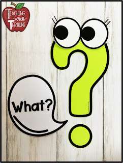Punctuation Poster - Question Mark
