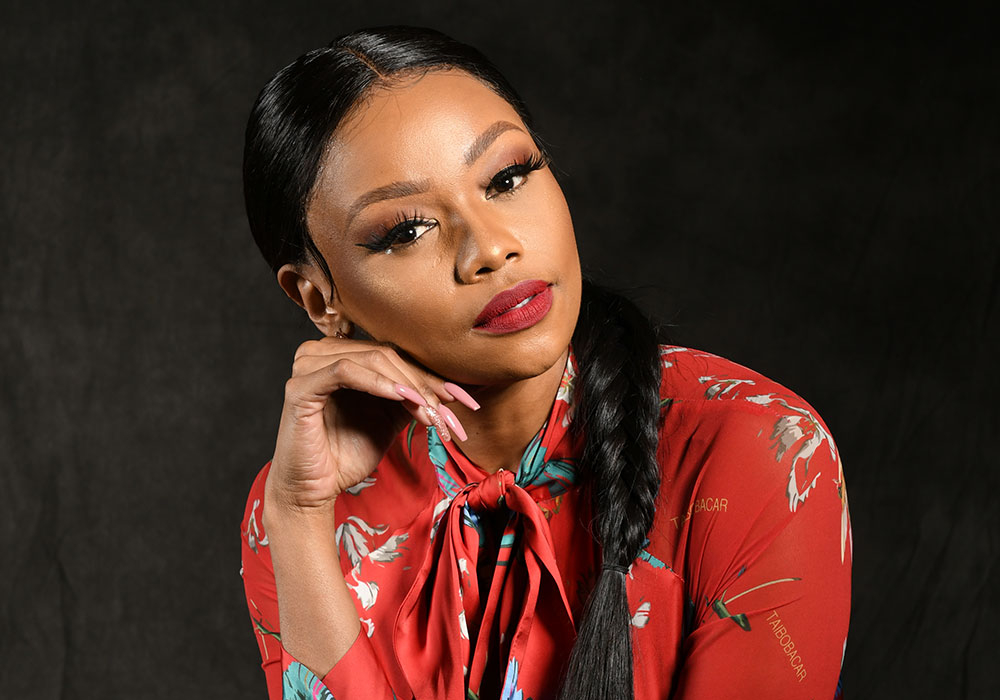 Bonang Is The Personification Of An African Success Story!