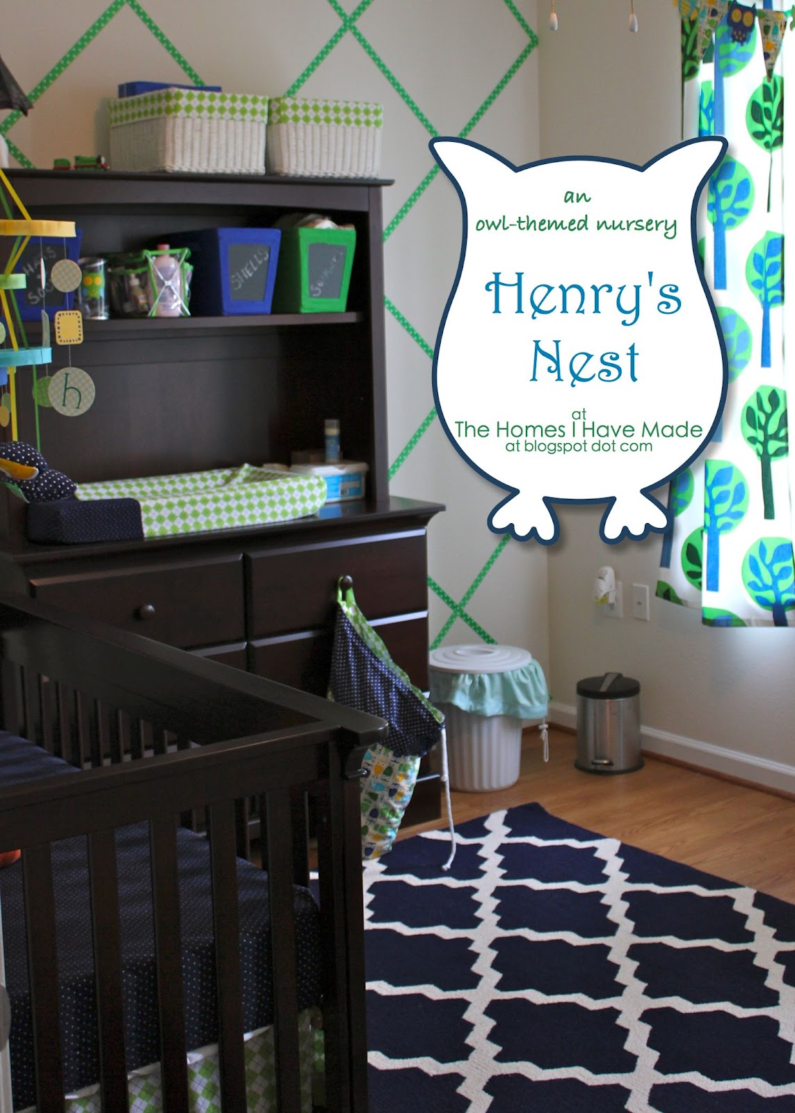 Owl Themed Nursery Reveal The Homes I Have Made