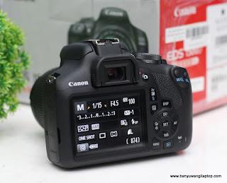 Jual Kamera Canon EOS 1500D Wifi Banyuwangi
