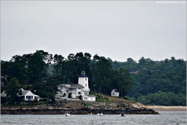 Baker's Island Lighthouse, Salem