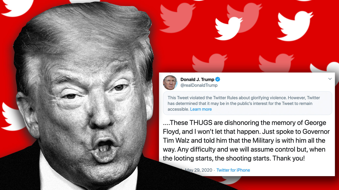 Trump Is Contemplating To Shut down Twitter
