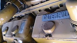 used caterpillar marine generators, CAT 3406 for sale