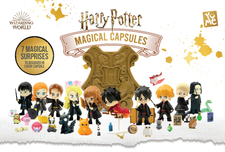 YuMe Harry Potter Collection