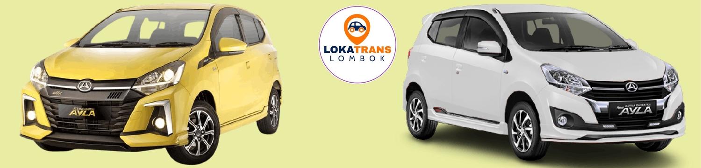Sewa Mobil Ayla Lombok
