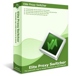 افضل برنامج لفحص البروكسي Elite Proxy Switcher مجانا