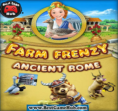 Farm Frenzy - Ancient Rome PC Game Free Download