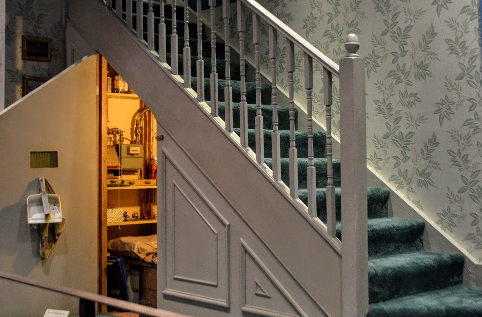 , Step Inside Number Four Privet Drive, Warner Bros Studio Tour