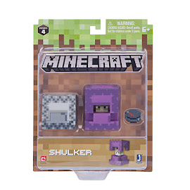 Minecraft Series 4 Shulker Overworld Figure