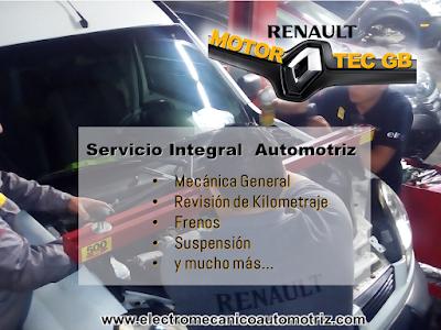 Mecanica General Renault en Bogota