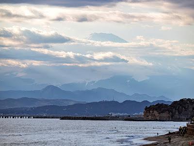 Mt. Fuji: Inamuragasaki Cape (Kamakura)