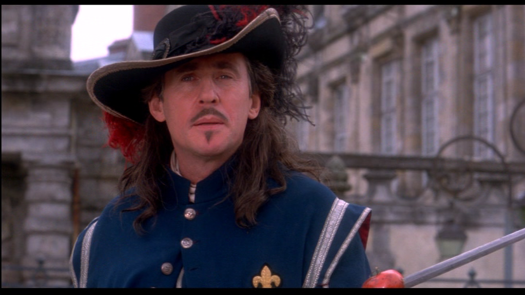 the man in the iron mask film
