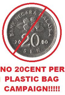 No plastic bag campaign malaysia pdf download