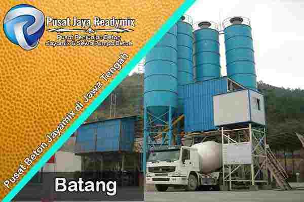 Jayamix Batang, Jual Jayamix Batang, Cor Beton Jayamix Batang, Harga Jayamix Batang