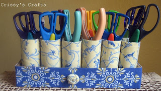 Creative and Cool Ways to Reuse Toilet Paperrolls (20) 2