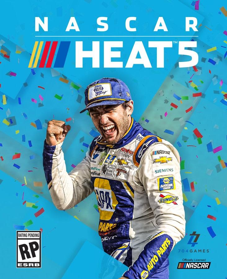 Descargar NASCAR Heat 5 PC Cover Caratula