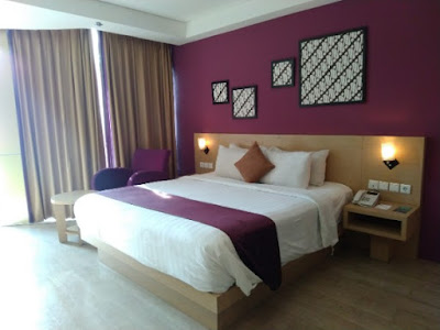 Staycation di Grand Edge Hotel Semarang
