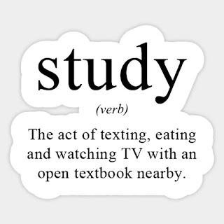 Study Status in English
